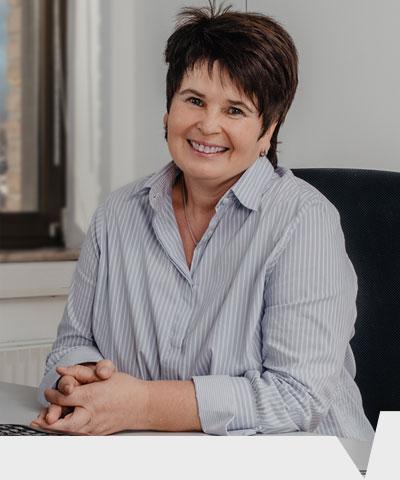 Gabi Klein ist Einkaufleisterin bei CenMax Sales
